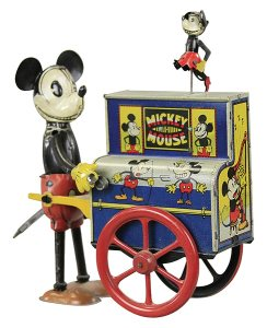 mickey mouse carillon