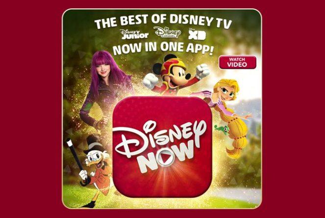 disneynow app3