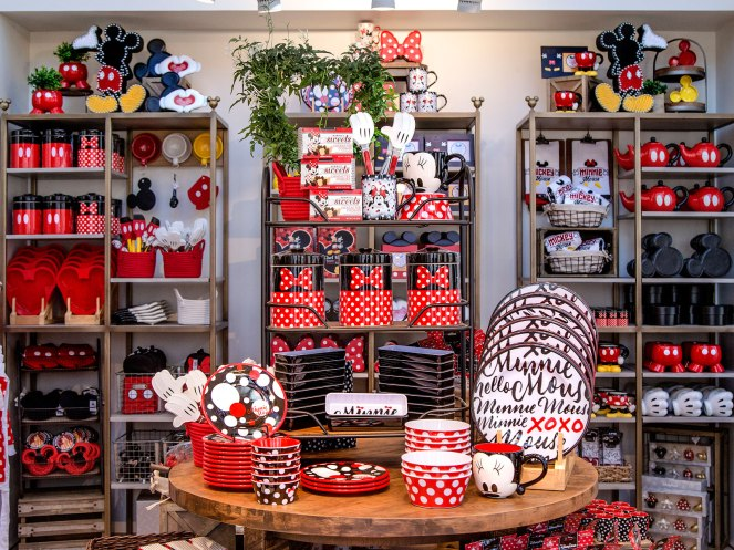 minnie disney home store