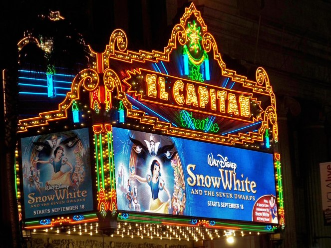snow white el capitan