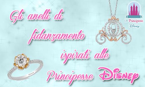 anelli principesse